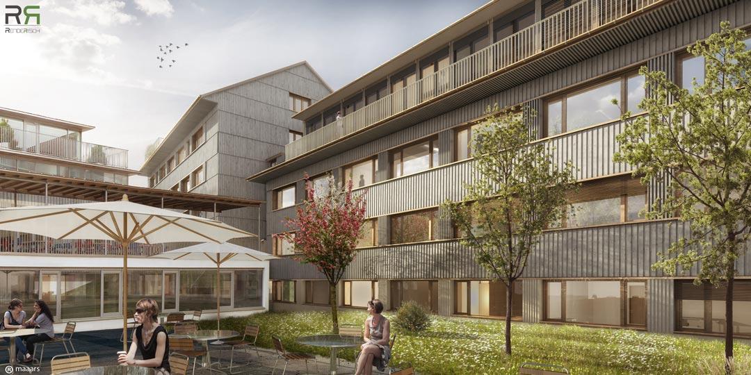 schwarz architekten – dielsdorf Image