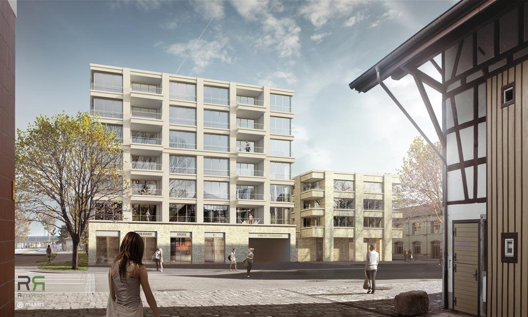 giuliani.hoenger architekten – wallisellen Image