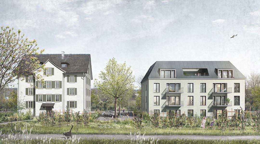 fischer architekten – kilchberg Image